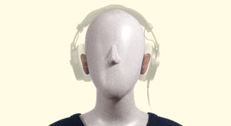 Binaural Surround Sound Headphones