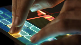 Tactile Touchscreen